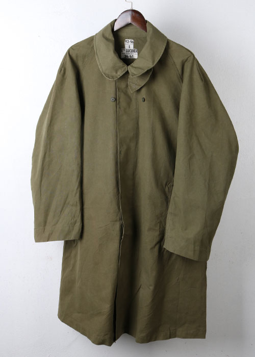 french military coat