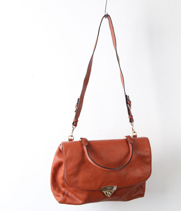 MODALU ENGLAND leather bag