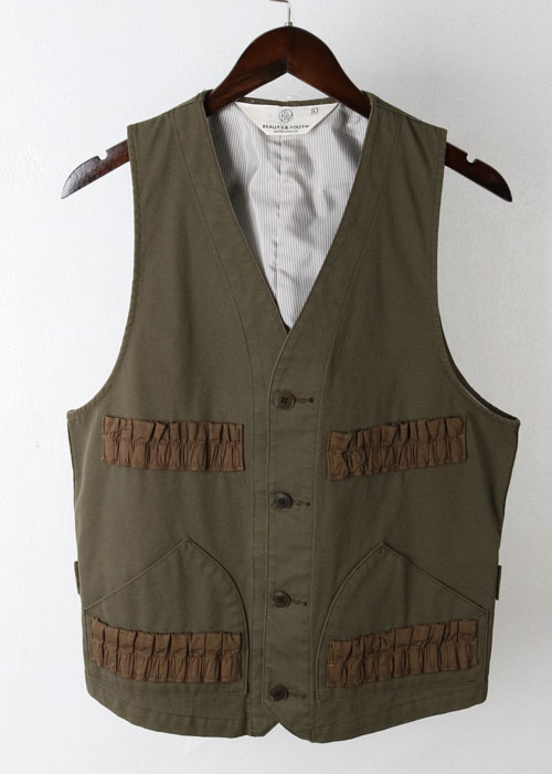 BEAUTY&YOUTH hunting vest