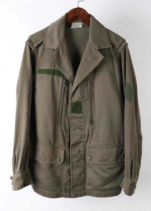 french military field jacket