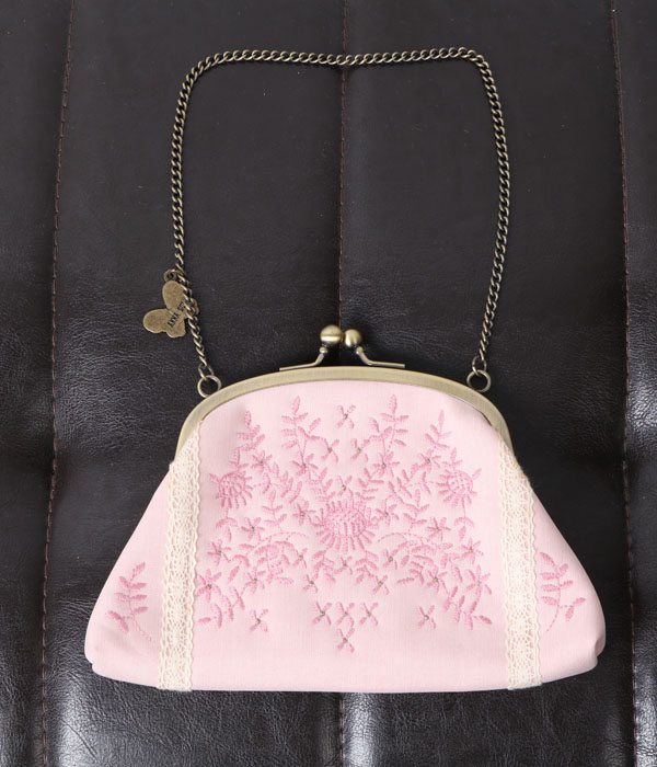 ANNA SUI mini hand bag