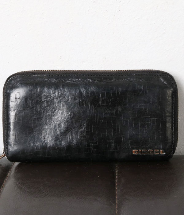 DIESEL leather wallet