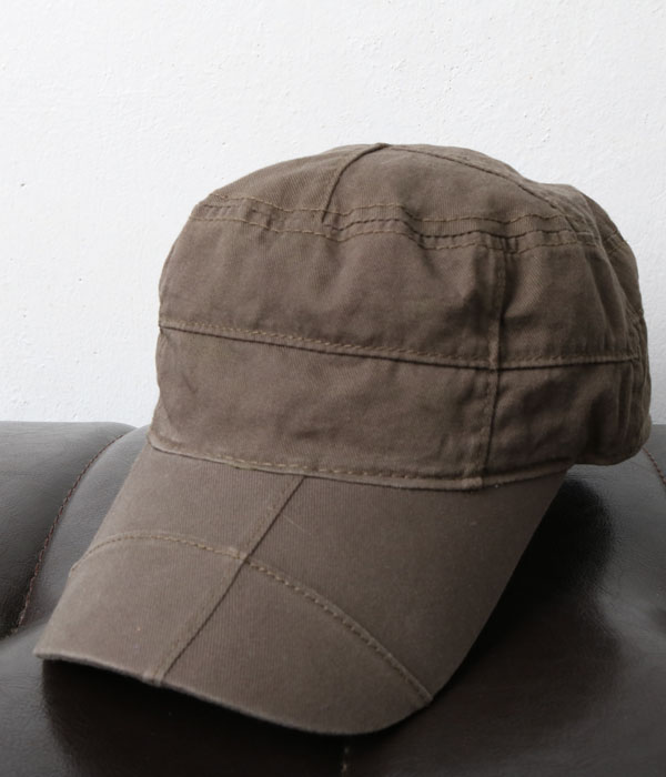 TOPVALU patch work cap