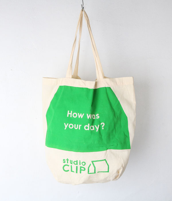 STUDIO CLIP eco bag