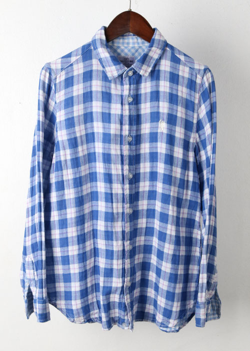 COEN gauze cotton shirts
