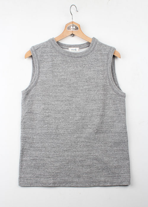 45rpm cotton sweat vest