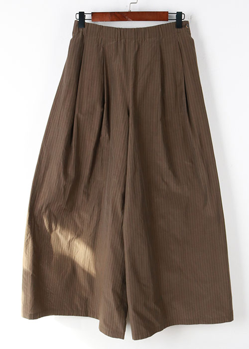 JURGEN LEHL wide pants (새제품)